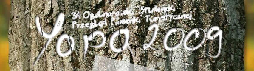 34. Ogólnopolski Studencki Przegląd Piosenki Turystycznej Yapa 2009